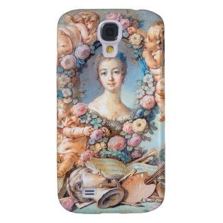 Madame de Pompadour François Boucher rococo lady Samsung Galaxy S4 Cover