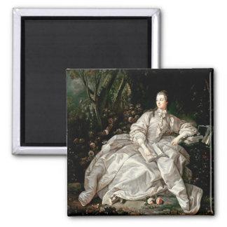 Madame de Pompadour Magnet