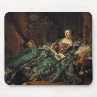 Madame de Pompadour Mousepad