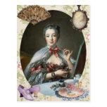 Madame de Pompadour Wenskaarten