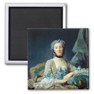 Madame de Sorquainville, 1749 Magnet