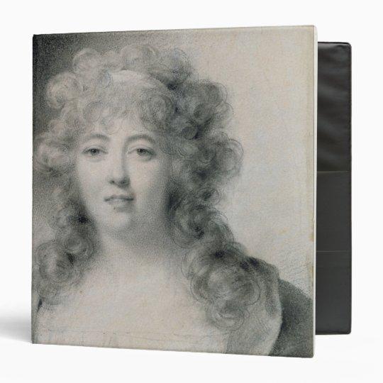 Madame de Stael  1810 3 Ring Binder