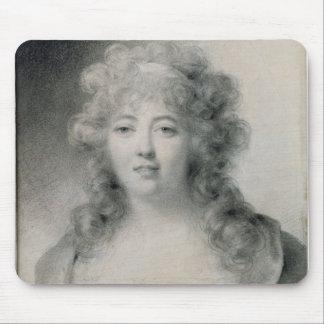 Madame de Stael  1810 Mouse Pad