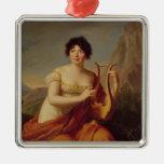 Madame de Stael as Corinne Ornament
