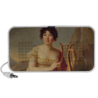 Madame de Stael as Corinne Mini Speaker