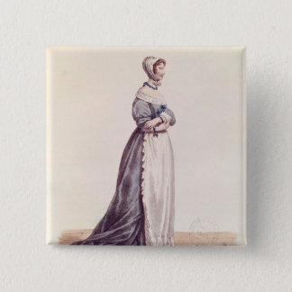 Madame Debrie in the role of Agnes Pinback Button