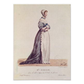 Madame Debrie in the role of Agnes Poster