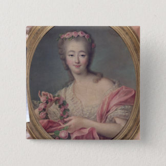 Madame du Barry, 1770 Button