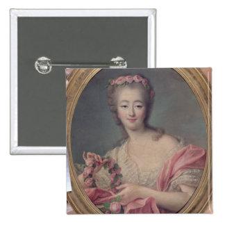 Madame du Barry, 1770 Button