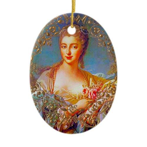 Madame Fousard Ornament ornament