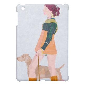 Madame Frangipanis iPad Mini Covers