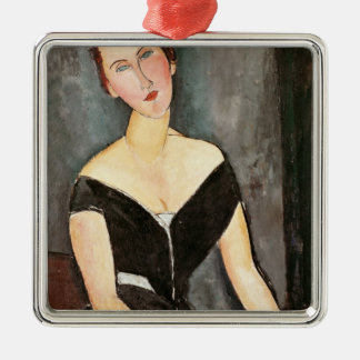 Madame G. van Muyden, 1917 Ornament