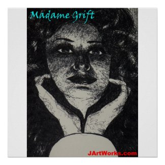 Madame Grift print
