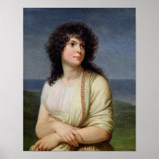 Madame Hamelin Poster