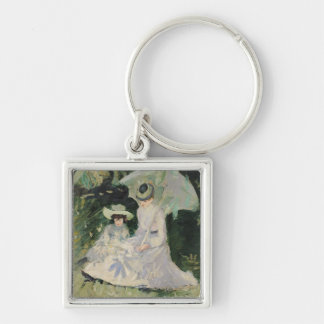 Madame Helleu and her Daughter Key Chains