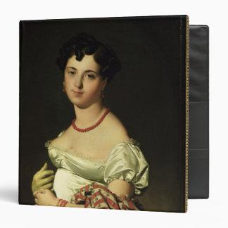Madame Henri-Philippe-Joseph Panckouke  1811 3 Ring Binder