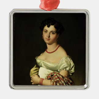 Madame Henri-Philippe-Joseph Panckouke  1811 Metal Ornament