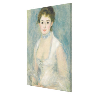 Madame Henriot, c.1876 (oil on canvas) Canvas Print