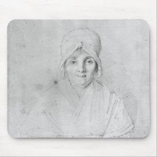 Madame Ingres Mere  1814 Mouse Pad