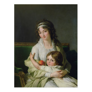Madame Jeanne-Justine Boyer-Fonfrede and her Postcard