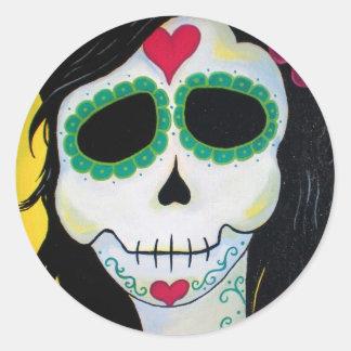 Madame La Fee Sticker