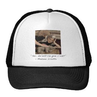 Madame Lisette Hat