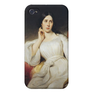 Madame Malibran  in the Role of Desdemona, 1830 iPhone 4 Case