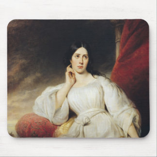 Madame Malibran  in the Role of Desdemona, 1830 Mouse Pad