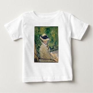 Madame Manet (Suzanne Leenhoff, 1830–1906) Baby T-Shirt