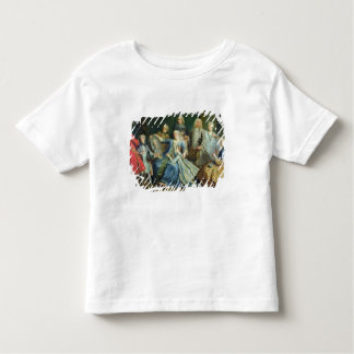 Madame Mercier  Surrounded by her Family, 1731 Toddler T-shirt