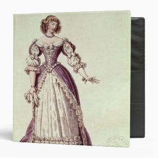 Madame Moliere, nee Armande Bejart Binder