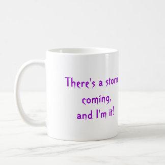 Madame Orage 11oz Coffee Mug