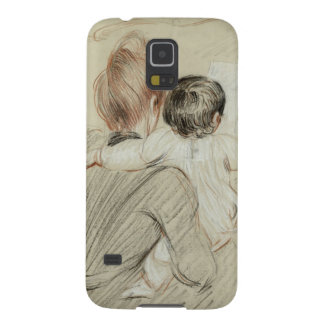 Madame Paul Helleu and her Daughter Paulette Case For Galaxy S5