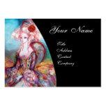 MADAME POMPADOUR Beauty,Salon,Spa ,Makeup Artist Large Business Cards (Pack Of 100)