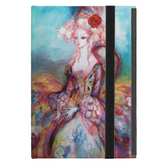 MADAME POMPADOUR ,Elegant Beauty Fashion Cover For iPad Mini