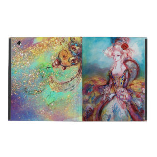 MADAME POMPADOUR ,Elegant Beauty Fashion iPad Cover