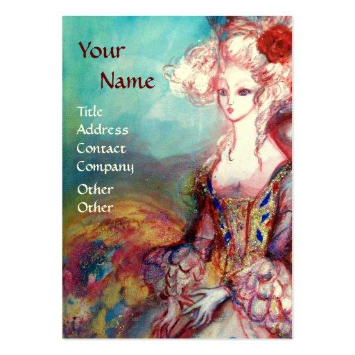 MADAME POMPADOUR Fashion,Costume Designer,Cosmetic Business Card