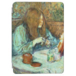 Madame Poupoule at her Toilet, 1898 iPad Air Cover