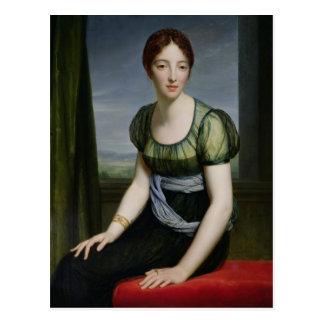 Madame Regnault de Saint-Jean d'Angely Postcard