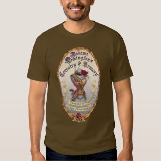 Madame Remington's Corsetry & Armory Tee Shirt