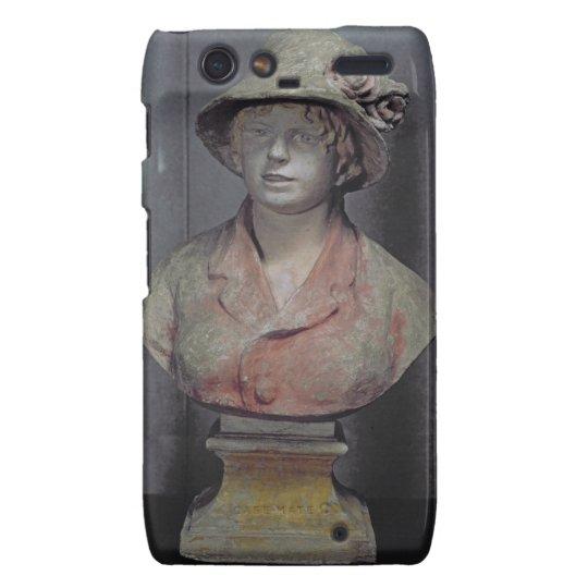 Madame Renoir, 1916 (polychrome plaster) Motorola Droid RAZR Case