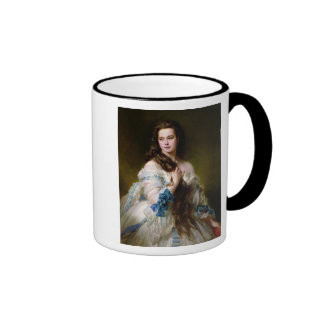 Madame Rimsky-Korsakov Ringer Coffee Mug