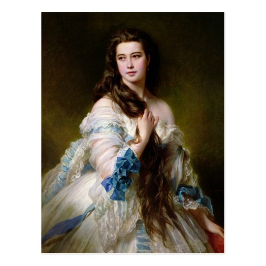 Madame Rimsky-Korsakov Postcard
