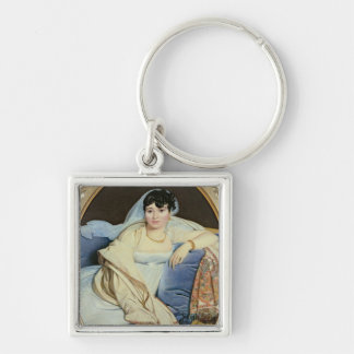Madame Riviere nee Marie Francoise Jacquette Keychain