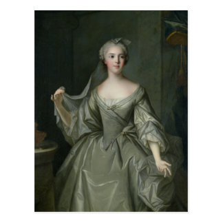 Madame Sophie de France  as a Vestal Virgin Postcard