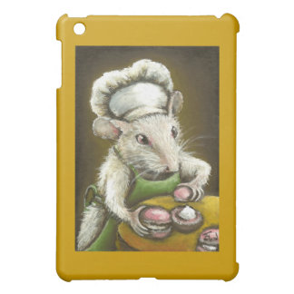 Madame Souris - une pâtissière Provençale Case For The iPad Mini