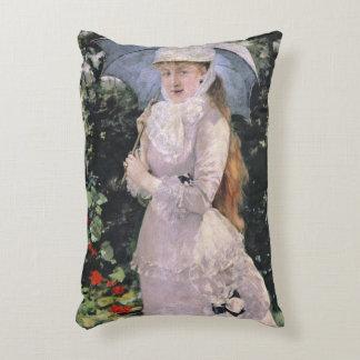 Madame Valtesse de la Bigne, 1889 Accent Pillow