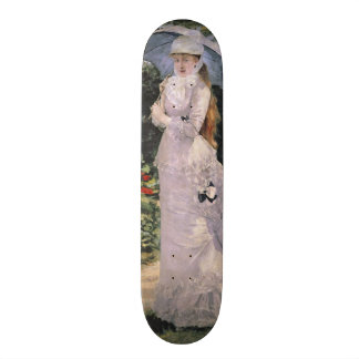 Madame Valtesse de la Bigne, 1889 Skateboard Deck