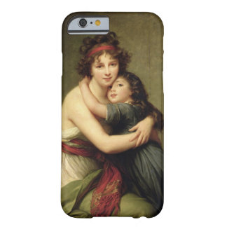 Madame Vigee-Lebrun and her Daughter Barely There iPhone 6 Case
