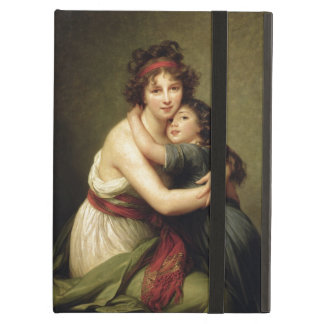 Madame Vigee-Lebrun and her Daughter iPad Air Cover